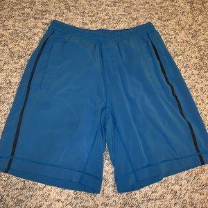 Pace breaker shorts- lululemon men's
